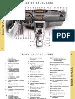 Carte Tehnica Citroen C4