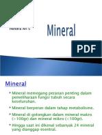Metabolisme Mineral(2)