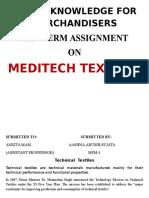 Technical Textiles Meditech