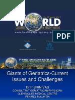 Giants of Geriatric