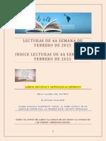 LECTURAS DE 4ta SEMANA DE FEBRERO 2015.pdf