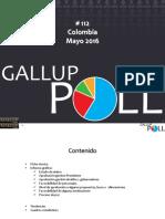 2016_05_04 Encuesta Opinion Publica Gallup CO 112