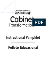 Cabinet Transformations Instructions