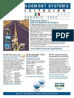 BSI Catalogo de Cursos BS 2005