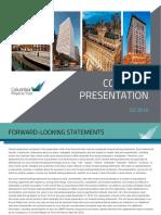 CXP Company Presentation - 5.17.2016.pdf