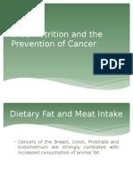 Aplied Nutrition Cancer