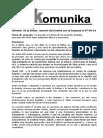 Eskomunica Reunión 17-05-16