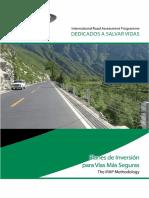 Safer Roads Investment Plans the Irap Methodology Español