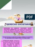 Derecho Societario 1