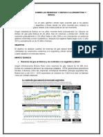 Analisis Del Gas Sobre Las Reservas y Ventas a La Argenttina y Brasil