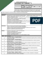 Direito Administrativo II - 2016 - 1 Diurno
