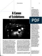 Altshuler-A Canon of Exhibitions