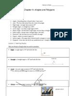 math-ch 4 study guide