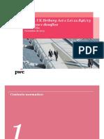 PWC - Comparação de Leis Anticorrupção