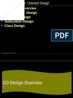 Chap 5 - Object Oriented Design
