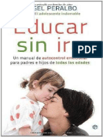 Educar Sin Ira
