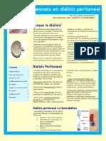 Dialisis Peritoneal en Rn 2016