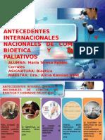 Antecedentes Internacionales Comites Bioetica1