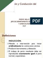 17 - Induccion y Conduccion Del Parto Presentacion 52 Slides