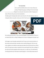 goalie masks blog word doc