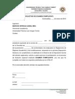 Complexivo DDE
