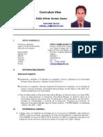 CV - Pablo Jacinto - 2010