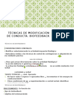 TEMA 4 Biofeedback