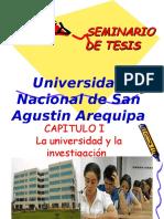 CApitulo I Metodologia Del Trabajo Intelectual
