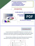 Variables Aleatorias (1) (2)