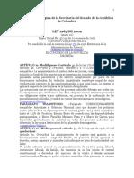 CO-Ley-1285-09-Modifica-Ley-270-96-
