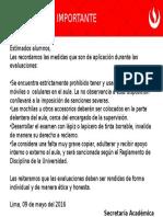 2015 02Comunicado Alumnos 05-10-15 ECRAN de AULAS (3)