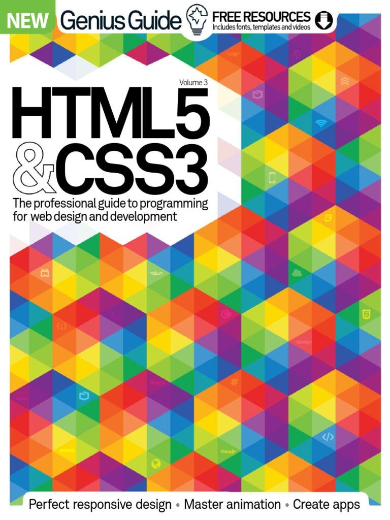 HTML5 & CSS3 Genius Guide Volume 3 | Google Chrome | Virtual