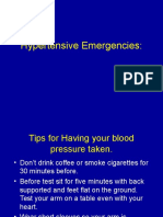 Hipertensi Emergensi Dx and Rx (Ws)