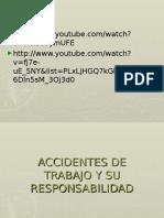 SEMANA 7  - ACCIDENTES DE TRABAJO - COACCION LABORAL Y LA RESPONSABILIDAD.ppt