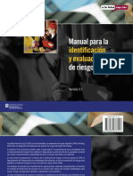 Manual Para La Identificacion y Evaluacion de Riesgos