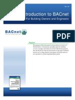 BACnet Introduction - V3-1