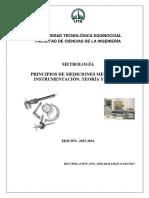 Guía Metrología 2012 D