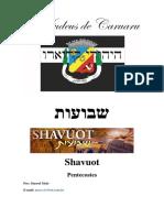 Shavuot - Pentecostes