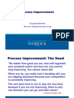 Process Improvement 2015