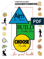 2000 Dietary Guidelines for Americans