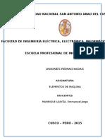 Informe Remaches Grupo 2 VENTAJAS APLICACIONES