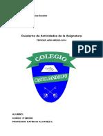 Cuaderno de Ejercicios 3c2b0 Medio 2014