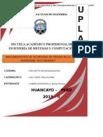 Documentacion Pasteleria