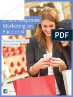 Direct  Marketing on Facebook