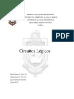 Trabajo de Circuitos Logicos TTL y CMOS