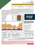 Gold Market Update - 18mei2016