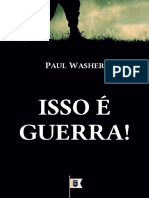 Paul Washer - Isso é Guerra
