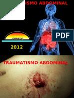 Trauma Abdominal 2008