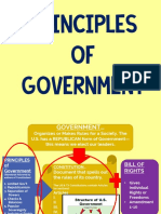 principles of government tx