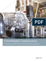 Siemens Brochure Centrifugal Compressors En